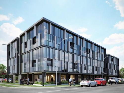 Mount Maunganui Apartments and Commercial Development