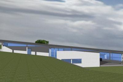 Proposed New Dwelling In Martinborough