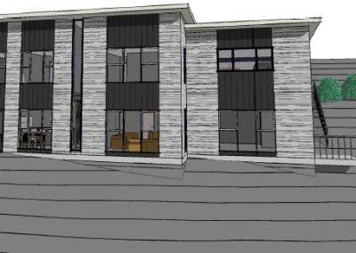 Newlands New House