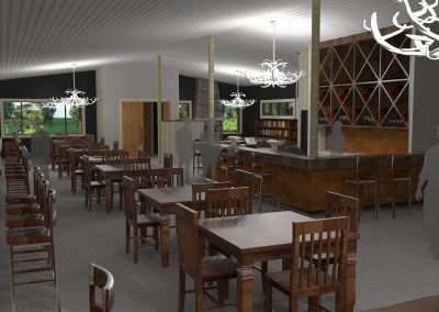 Proposed New Country Cafe